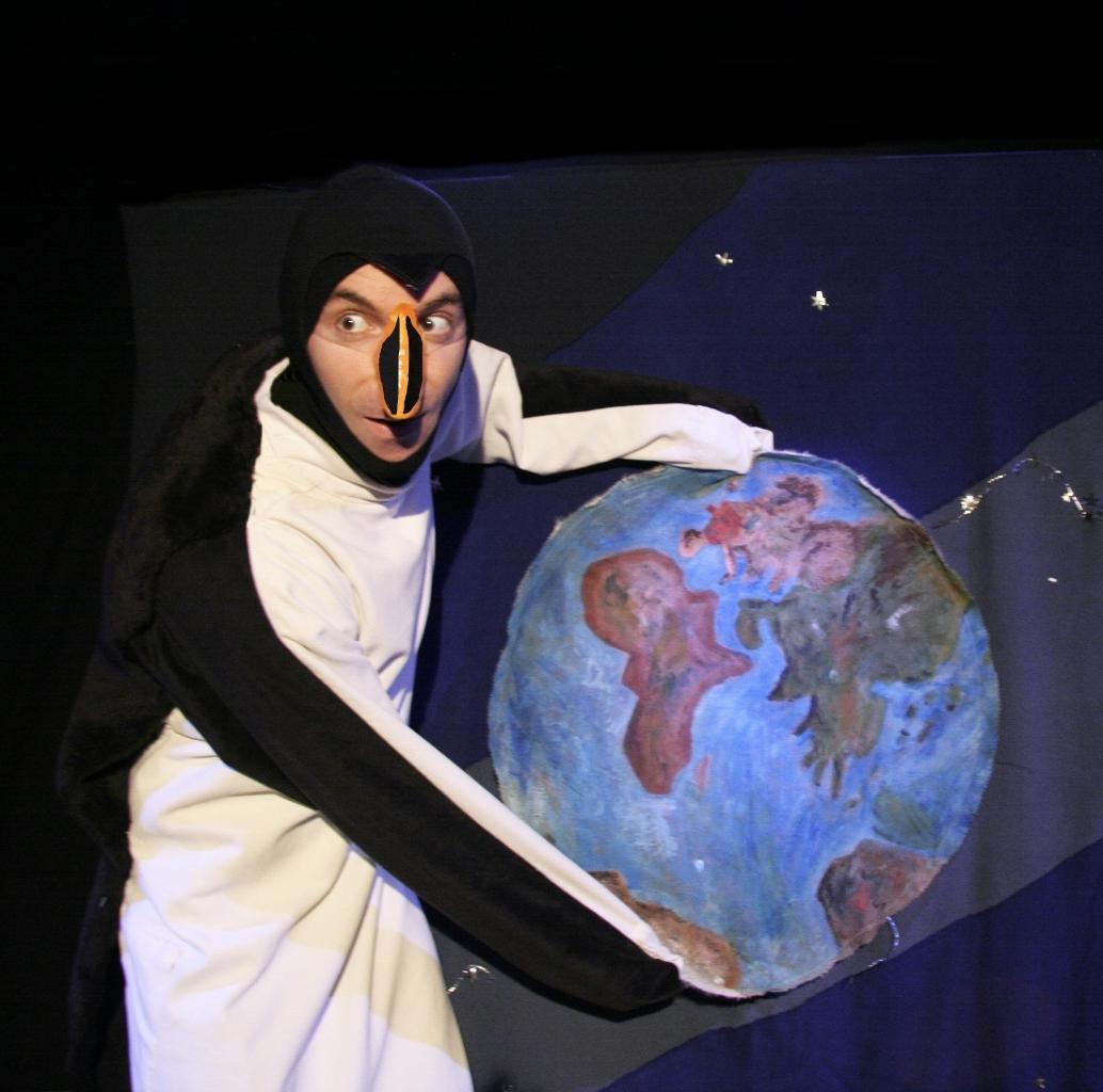 pingouin + terre